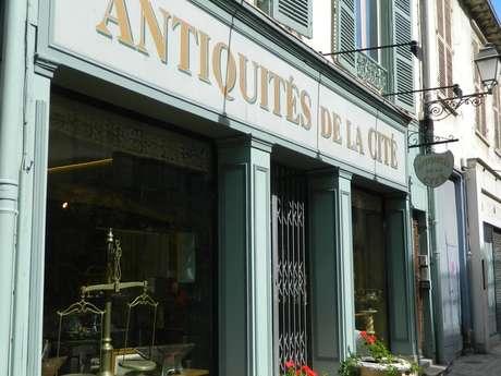 Antiquités de la Cité - Boyer Evelyne