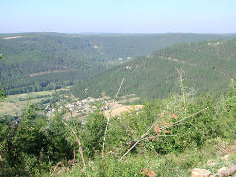 CIRCUIT VTT N°4 : VALLÉE DU LOT