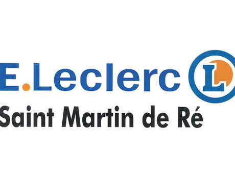 E. LECLERC - SAINT-MARTIN DE RÉ