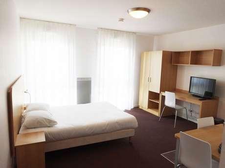 Kosy appart'hôtels Troyes - Résidence City and Park