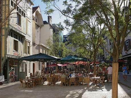 Quartier Place du Marché au Pain