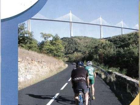 Cyclo n°5 : Entre Tarn et Dourbie - 100,3 km - 1295 m +