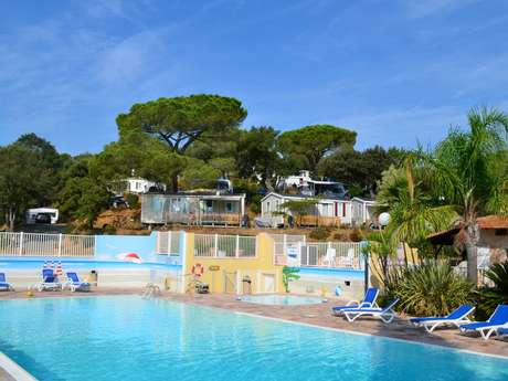 Camping les Lauriers Roses