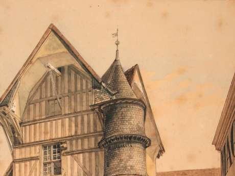 Maison du Boulanger - Tourelle de l'Orfèvre
