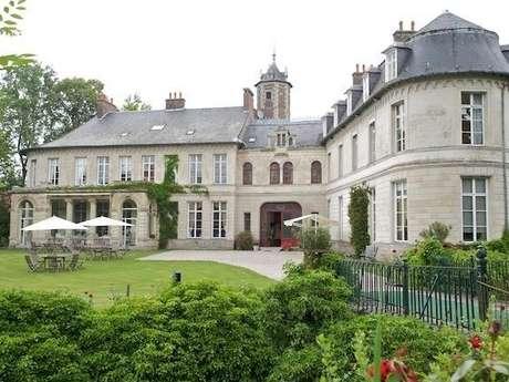 Château d'Aubry du Hainaut - AUBRY DU HAINAUT