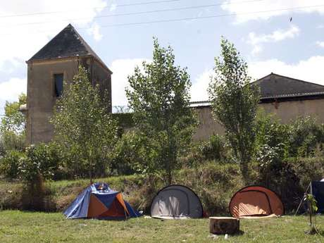 CAMPING LAOUEILLOU