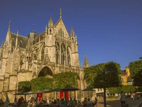 Troyes, la ville aux 10 églises