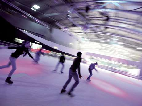Patinoire Valigloo (FERMETURE PARTIELLE)