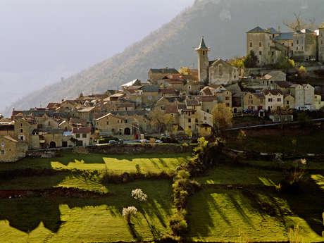 L'architecture caussenarde sur la commune de Mostuéjouls