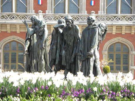 La Statue des Six Bourgeois de Calais
