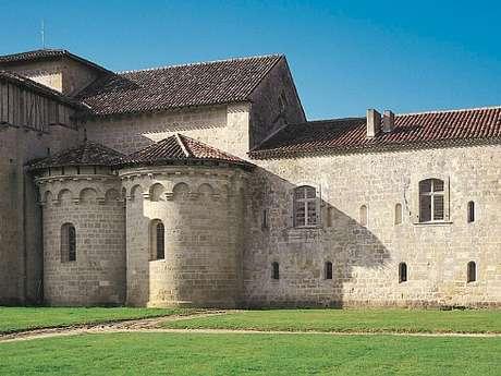 ABBAYE CISTERCIENNE DE FLARAN (XII - XVIIIème)