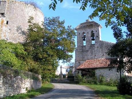 VILLAGE DE CASTELNAU-SUR-L'AUVIGNON