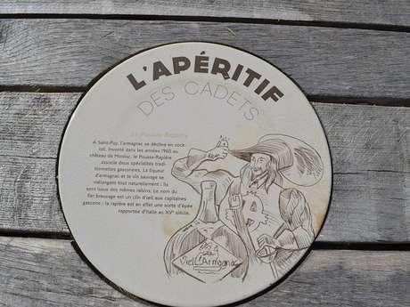 LES CLÉS DES CHAMPS - À TABLE !