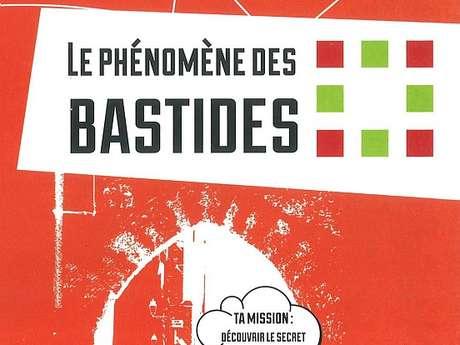 """JEU DE PISTE """"LE PHÉNOMÈNE DES BASTIDES"""" A VALENCE-SUR-BAÏSE"""
