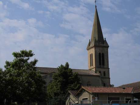 ÉGLISE SAINT-GERMIER