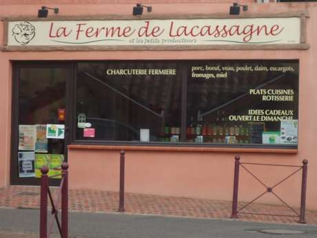LA FERME DE LACASSAGNE