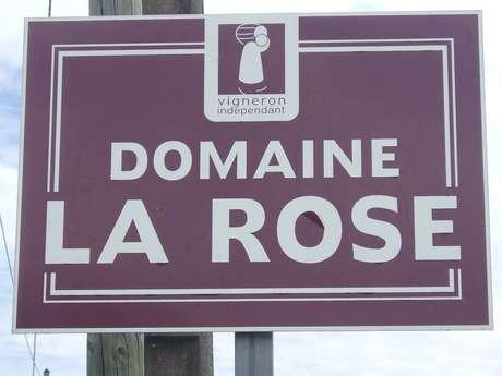 DOMAINE LA ROSE