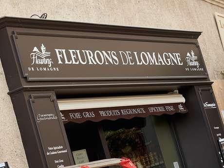 FLEURONS DE LOMAGNE