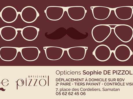OPTICIEN DE PIZZOL