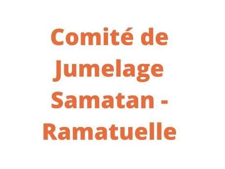 COMITÉ DE JUMELAGE SAMATAN- RAMATUELLE