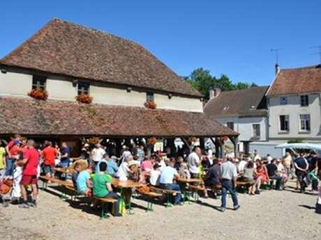 Halle de Marigny-en-Orxois