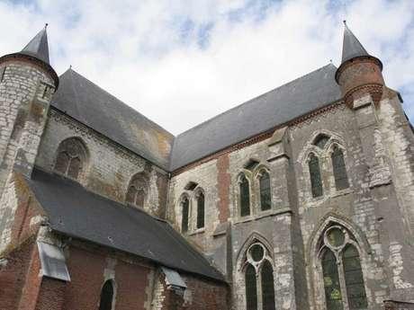 Église fortifiée Saint-Martin