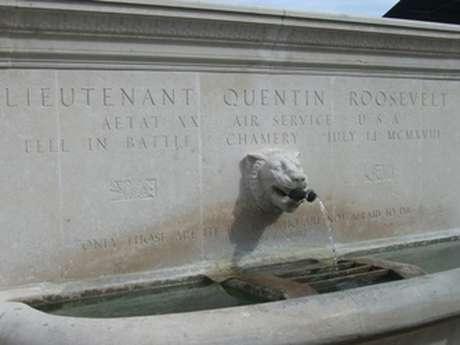 Monument Quentin Roosevelt