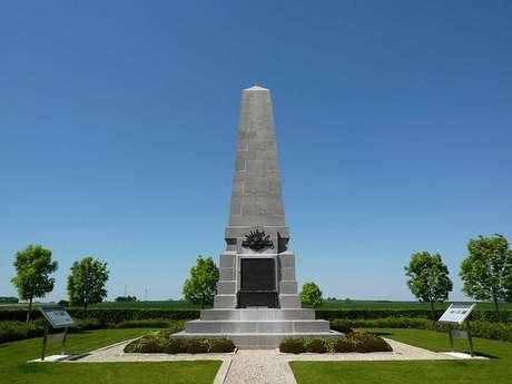 Le mémorial australien