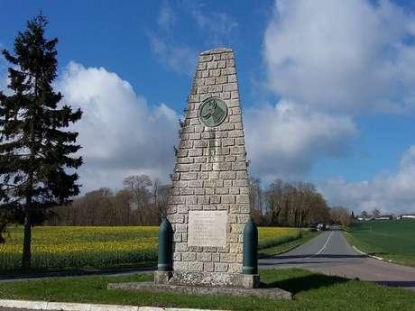Monument de la Division des Loups