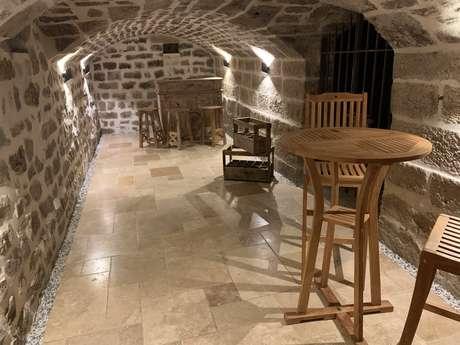 Réception Chateau DELACOURT : La Demeure
