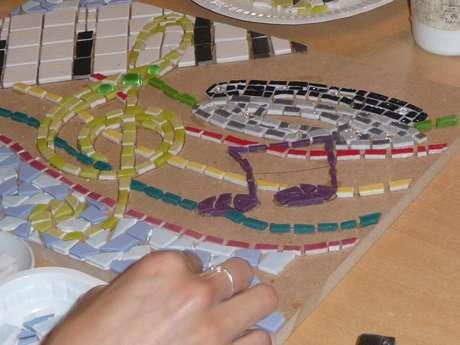 Artisanat d'art: décors & mosaïques