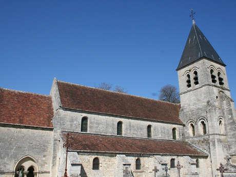 Eglise Saint-Georges & Saint-Quirin de Presles-et-Thierny