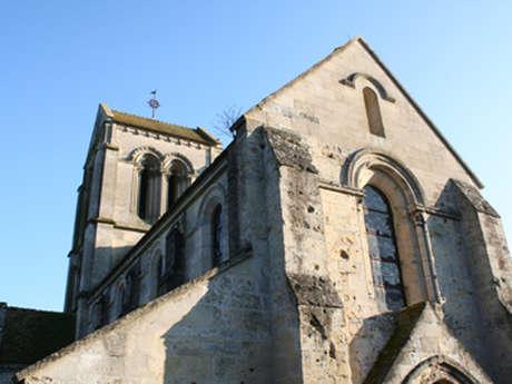 Eglise de la Nativité-de-la-Sainte-Vierge de Lierval