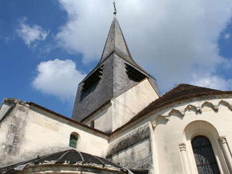 Eglise de la Sainte-Trinité de Trucy