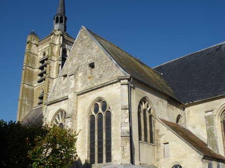Eglise Sainte Macre à Fère-en-Tardenois