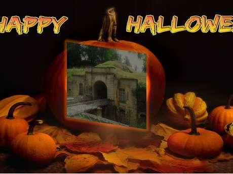Halloween au fort de Condé - ANNULE