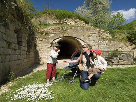Autour du fort de Condé