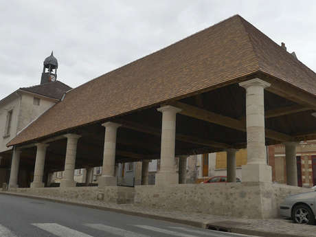 Halle de Condé-en-Brie