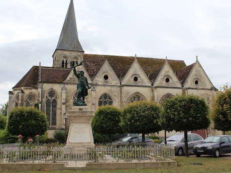 Eglise Saint-Rémi et Saint-Front de Neuilly-Saint-Front
