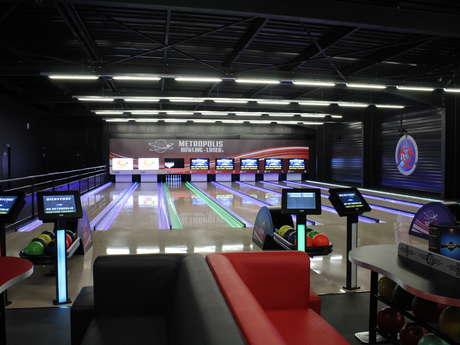 Métropolis Bowling-Laser