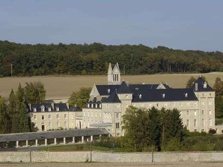 L'abbaye d'Igny