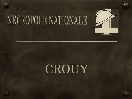 Nécropole Nationale de Crouy