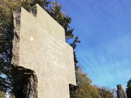 Nécropole Nationale de Vauxbuin
