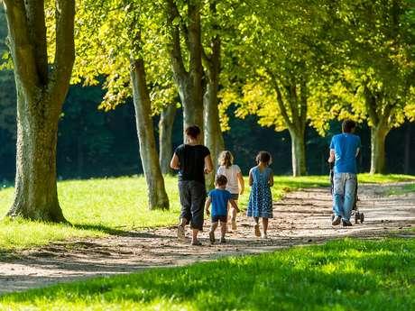 Le Parc de Monplaisir