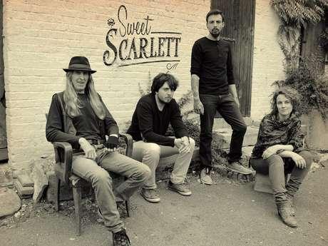 Sweet Scarlett: Diffusion en live sur la page facebook du Mail
