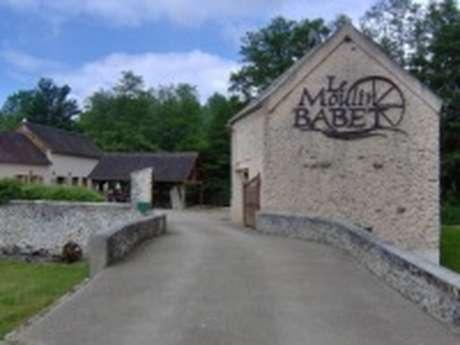 Hôtel le Moulin Babet