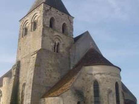 Eglise Saint-Martin de Montlevon