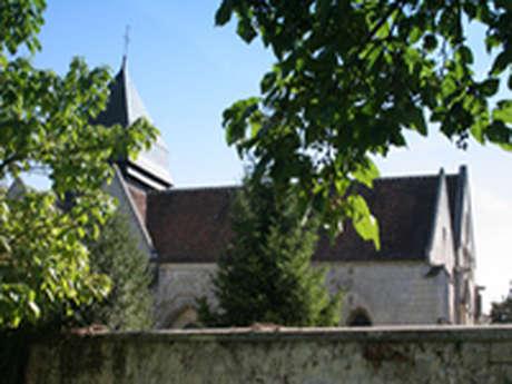 Eglise Saint-Sauveur de Coucy