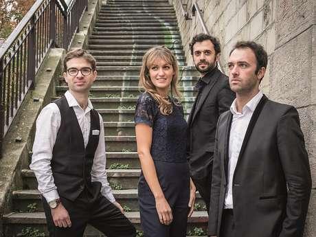 Manu Comté et quatuor Varese