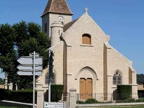 Eglise Saint-Etienne de Belleau
